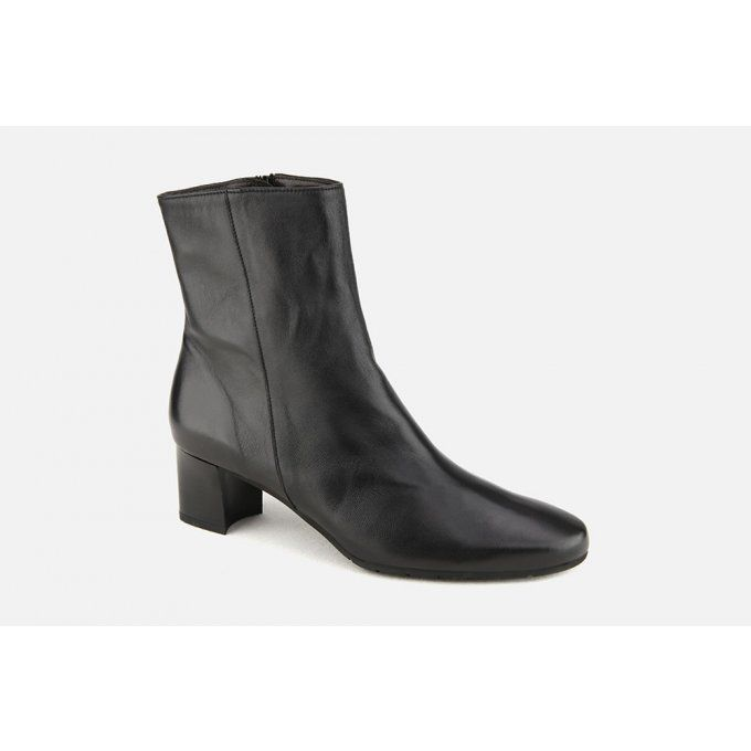 Bottines Brunate cuir noir